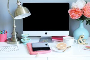 Organizing Your Teacher Desk Workspace