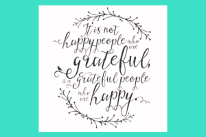 Cultivating a Grateful Heart as a Teacher