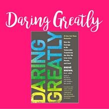 Daring Greatly Bookclub