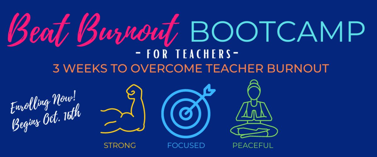 Beat Burnout Bootcamp